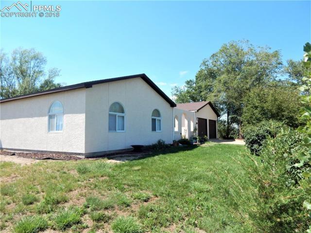 1590 E Ellicott Road, Calhan, CO 80808 (#6024415) :: Colorado Home Finder Realty