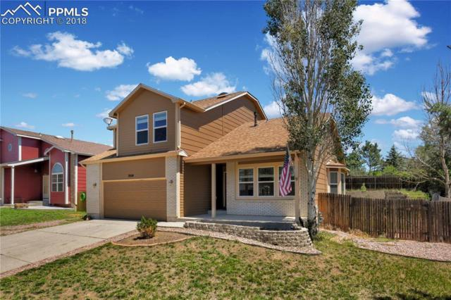 3510 Richmond Drive, Colorado Springs, CO 80922 (#6026393) :: The Hunstiger Team