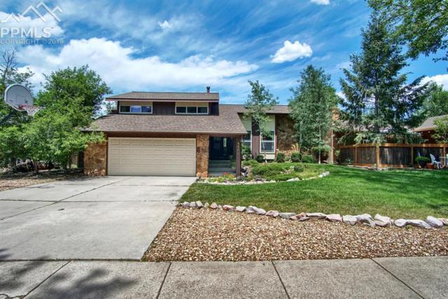 4460 Valencia Circle, Colorado Springs, CO 80917 (#6029940) :: The Peak Properties Group