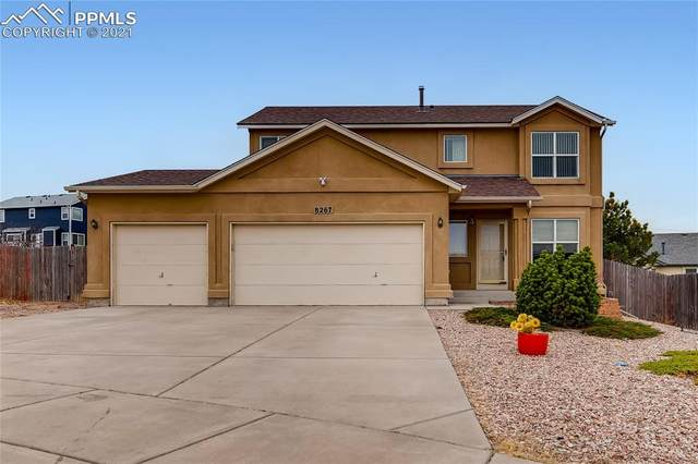 8267 Plower Court, Colorado Springs, CO 80951 (#6033097) :: Re/Max Structure