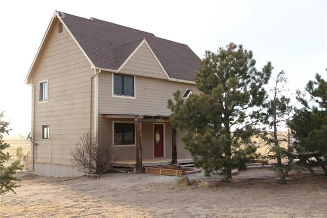 16985 Sage Crest Road, Peyton, CO 80831 (#6033371) :: Jason Daniels & Associates at RE/MAX Millennium
