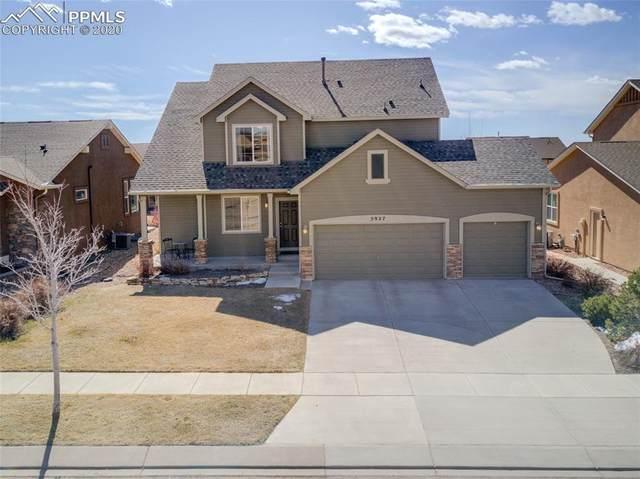 5927 Adamants Drive, Colorado Springs, CO 80924 (#6033896) :: Action Team Realty