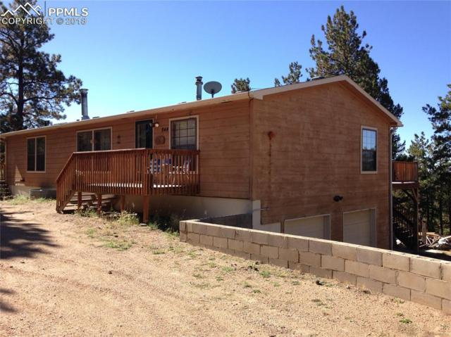 944 County 512 Road, Divide, CO 80814 (#6035793) :: CC Signature Group