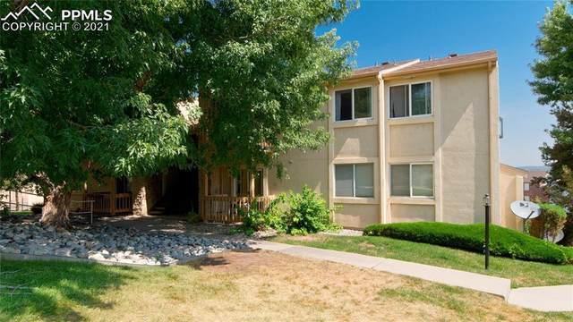 844 Tenderfoot Hill Road #103, Colorado Springs, CO 80906 (#6040603) :: Venterra Real Estate LLC