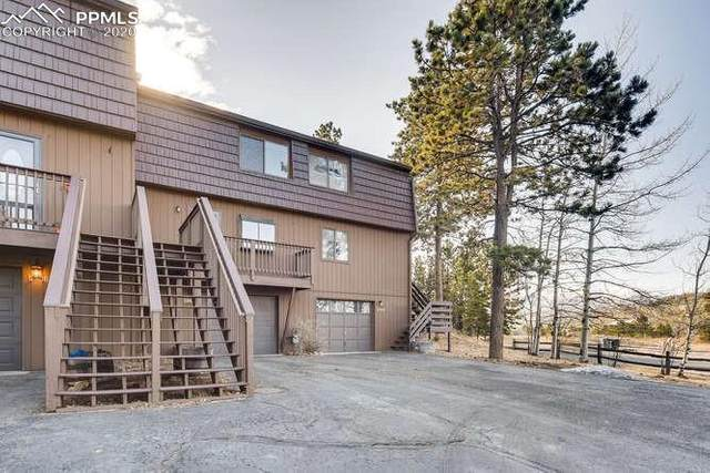 590 Manor Court C, Woodland Park, CO 80863 (#6041572) :: 8z Real Estate