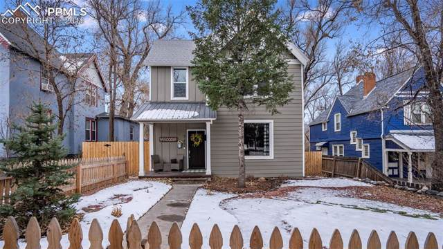 543 E Platte Avenue, Colorado Springs, CO 80903 (#6041870) :: Jason Daniels & Associates at RE/MAX Millennium