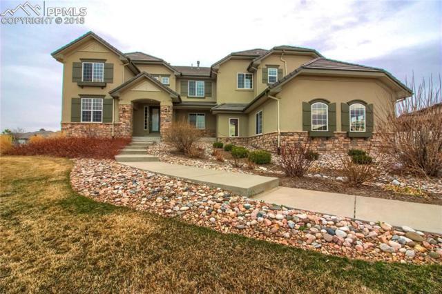 7150 Tremolite Drive, Castle Rock, CO 80108 (#6042439) :: Harling Real Estate