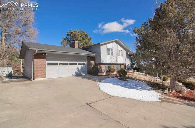 2603 Penacho Circle, Colorado Springs, CO 80917 (#6048092) :: Realty ONE Group Five Star