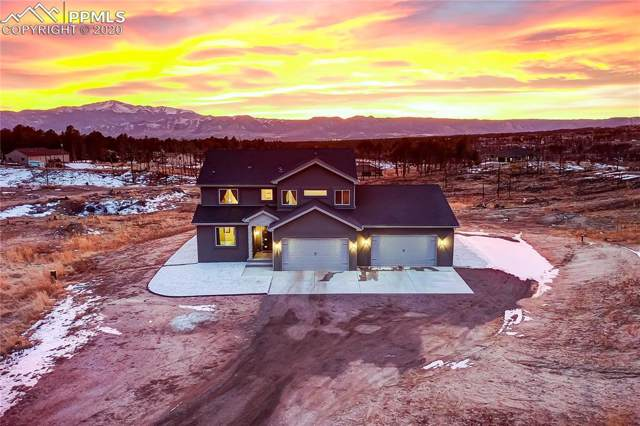 12660 Black Forest Road, Colorado Springs, CO 80908 (#6048332) :: Compass Colorado Realty