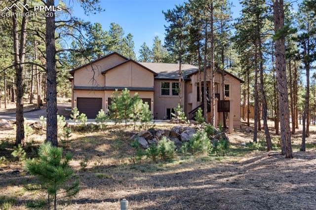 1020 Parkway Lane, Woodland Park, CO 80863 (#6051281) :: CC Signature Group