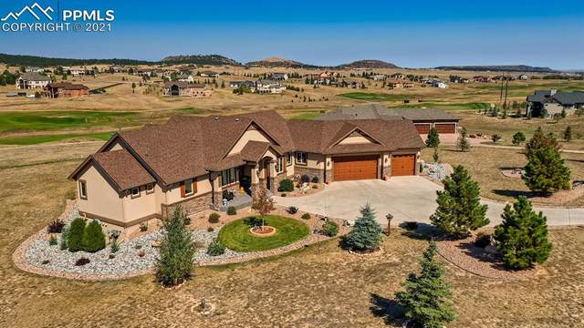 19772 Knights Crossing, Monument, CO 80132 (#6053251) :: The Harling Team @ HomeSmart