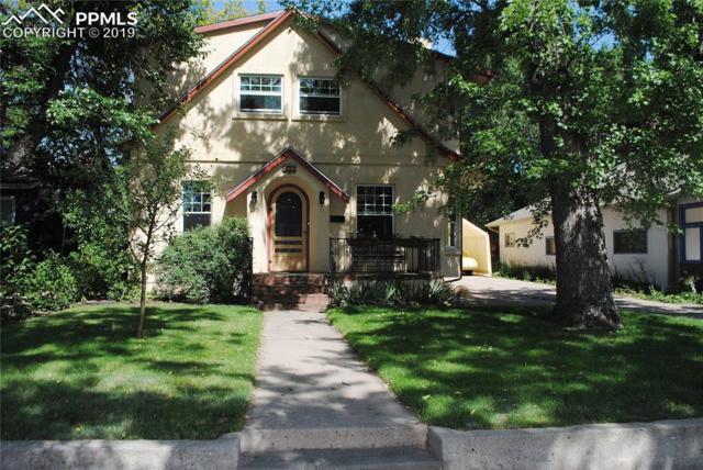 823 Custer Avenue, Colorado Springs, CO 80903 (#6053869) :: The Peak Properties Group