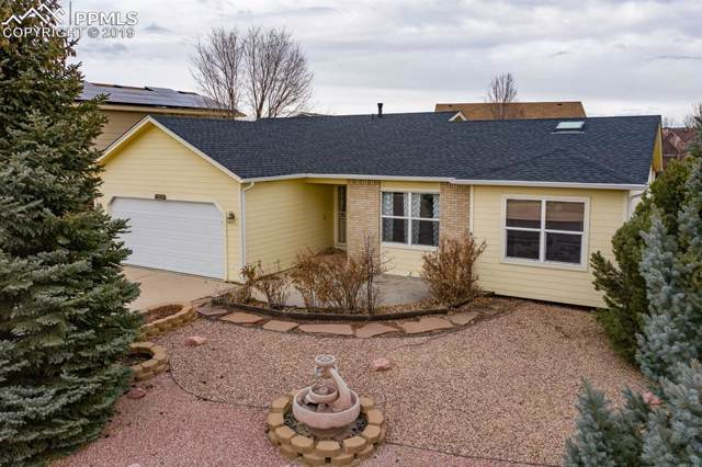 1120 Modell Drive, Colorado Springs, CO 80911 (#6055453) :: The Treasure Davis Team