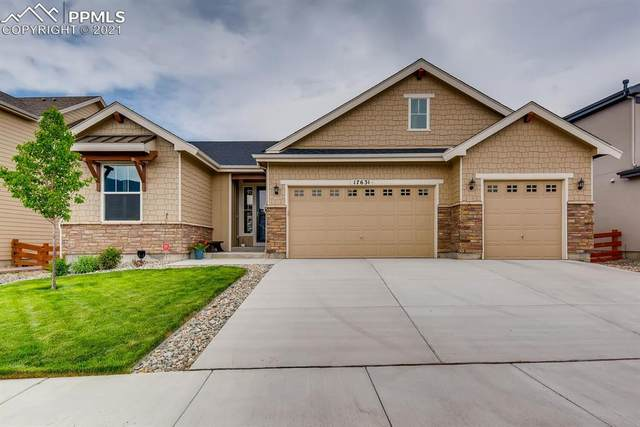 17631 Lake Side Drive, Monument, CO 80132 (#6059324) :: Fisk Team, RE/MAX Properties, Inc.