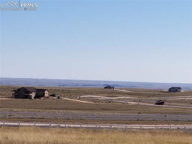 18310 Good Life View, Calhan, CO 80808 (#6061075) :: The Kibler Group