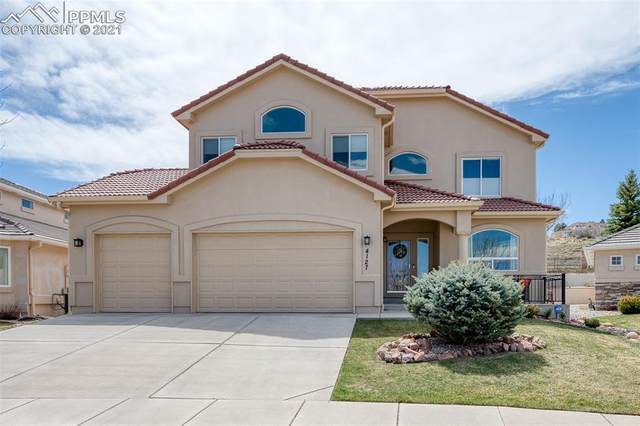 4127 San Felice Point, Colorado Springs, CO 80906 (#6062412) :: CC Signature Group