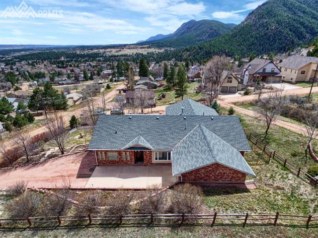 420 High Street, Palmer Lake, CO 80133 (#6063089) :: Action Team Realty