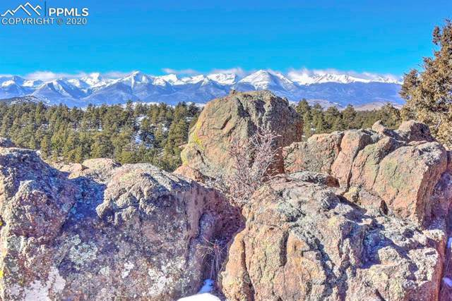 TBD Lot 5 Being Verified Circle, Westcliffe, CO 81252 (#6064585) :: The Treasure Davis Team