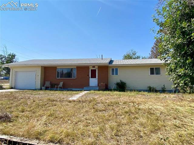 413 Dakota Avenue, Simla, CO 80835 (#6065151) :: Venterra Real Estate LLC