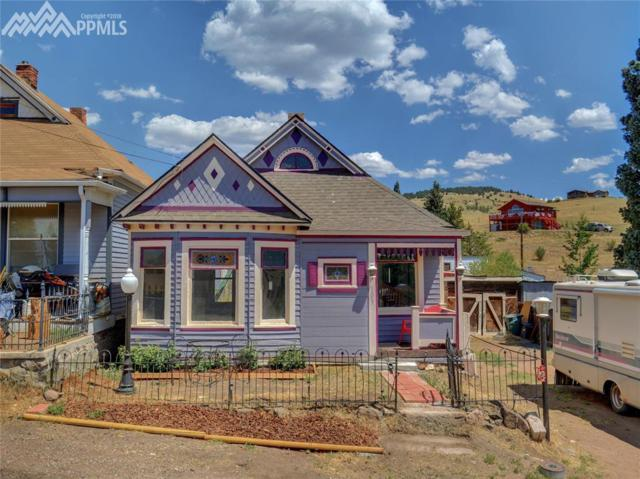 103 E Pikes Peak Avenue, Cripple Creek, CO 80813 (#6069071) :: The Peak Properties Group