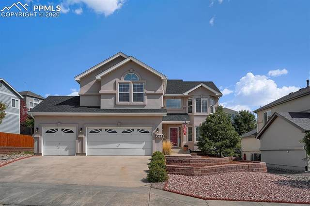 13729 Narrowleaf Drive, Colorado Springs, CO 80921 (#6070072) :: CC Signature Group