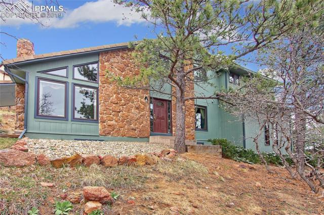1440 Oak Hills Drive, Colorado Springs, CO 80919 (#6072666) :: Venterra Real Estate LLC