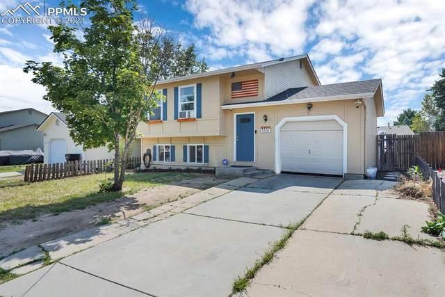 4226 Halstead Circle, Colorado Springs, CO 80916 (#6072851) :: Dream Big Home Team   Keller Williams