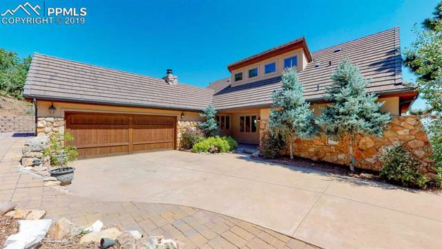 6701 Pike Circle, Larkspur, CO 80118 (#6074761) :: 8z Real Estate