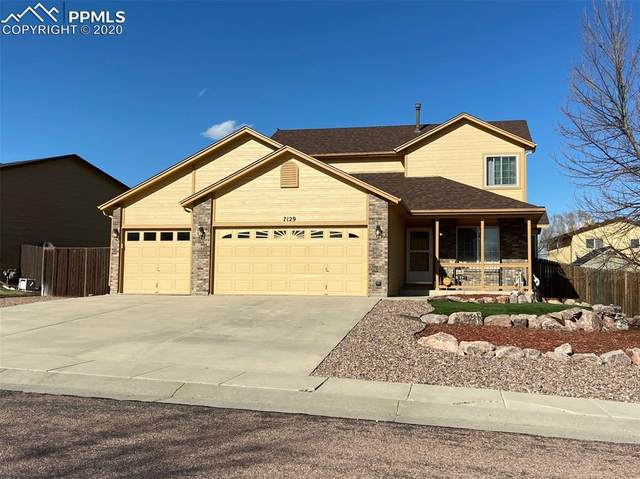 7129 Cliffrose Drive, Colorado Springs, CO 80925 (#6075530) :: Tommy Daly Home Team