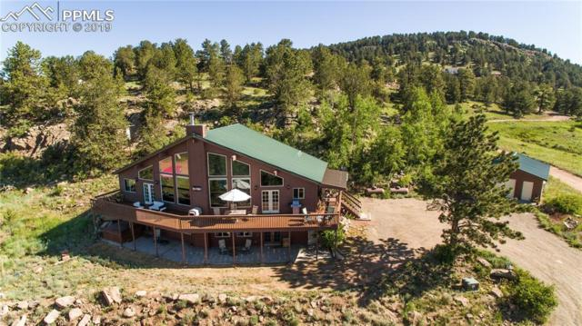 121 Stratton Circle, Cripple Creek, CO 80813 (#6077557) :: The Peak Properties Group