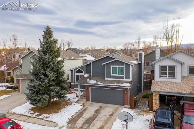 5844 Santana Drive, Colorado Springs, CO 80923 (#6080565) :: Finch & Gable Real Estate Co.
