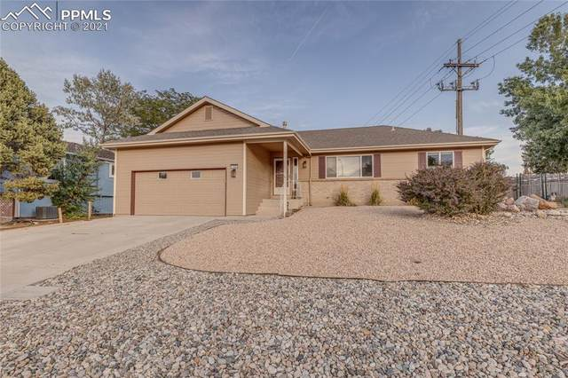135 Palisade Circle, Manitou Springs, CO 80829 (#6080906) :: Tommy Daly Home Team