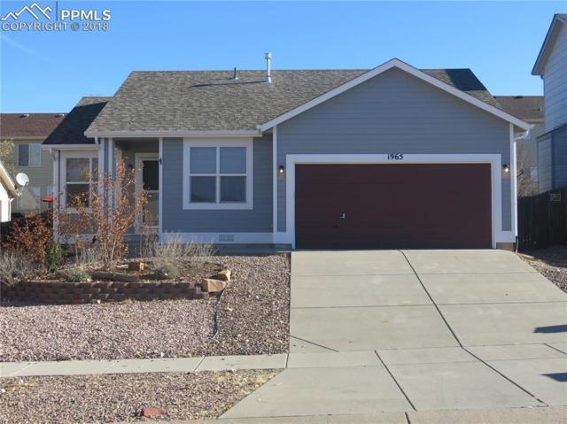 1965 Siskin Lane, Colorado Springs, CO 80951 (#6081003) :: The Peak Properties Group