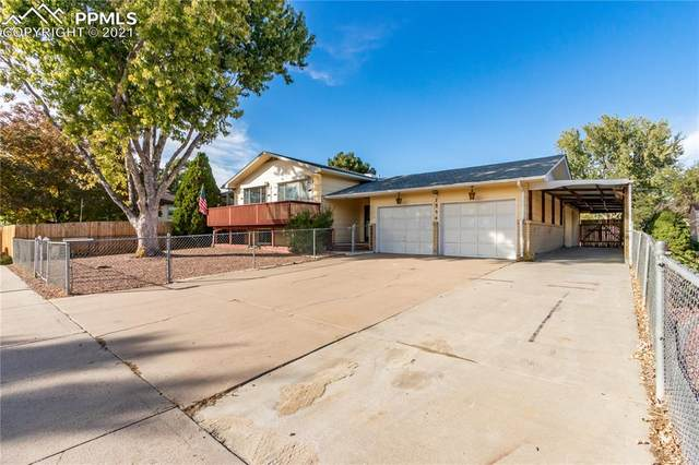 7350 Sullivan Circle, Colorado Springs, CO 80911 (#6081809) :: Venterra Real Estate LLC