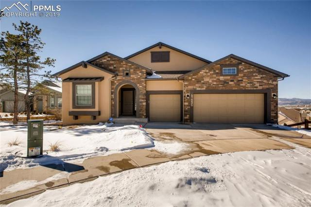 16112 St Lawrence Way, Monument, CO 80132 (#6082073) :: The Peak Properties Group