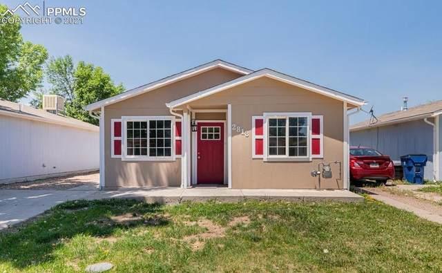 2813 Acero Avenue, Pueblo, CO 81005 (#6084898) :: The Kibler Group