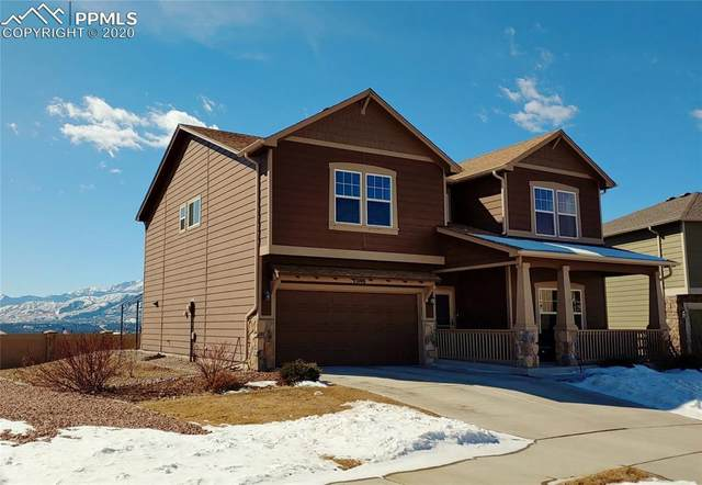 13146 Canyons Edge Drive, Colorado Springs, CO 80921 (#6085484) :: Action Team Realty