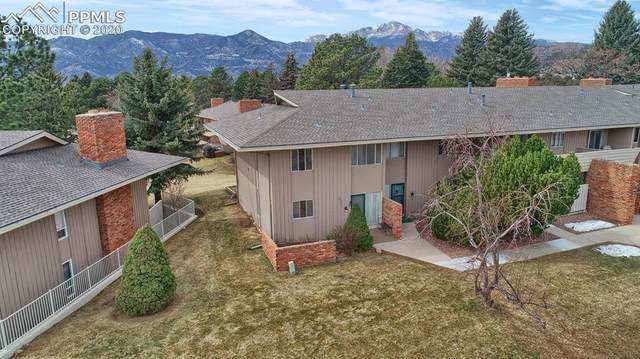 5204 Kissing Camels Drive A9, Colorado Springs, CO 80904 (#6085569) :: The Kibler Group