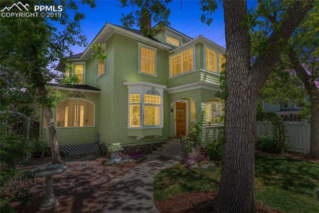 114 E San Miguel Street, Colorado Springs, CO 80903 (#6093765) :: The Hunstiger Team