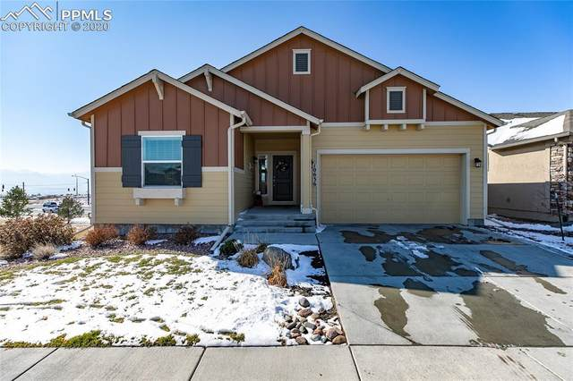 10636 Echo Canyon Drive, Colorado Springs, CO 80908 (#6098073) :: Action Team Realty