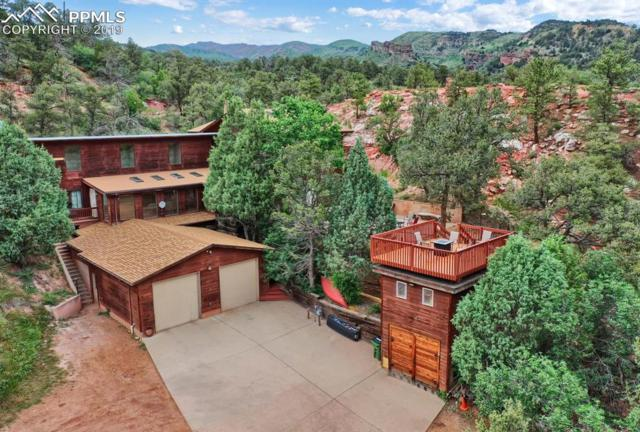 105 Trestle Trail, Manitou Springs, CO 80829 (#6098749) :: CC Signature Group
