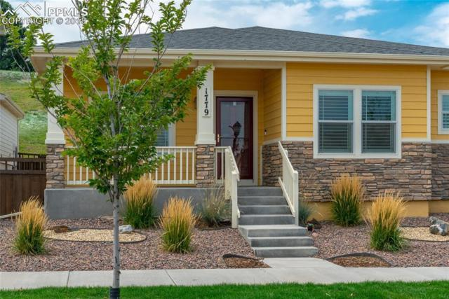 1779 Portland Gold Drive, Colorado Springs, CO 80905 (#6100855) :: Action Team Realty
