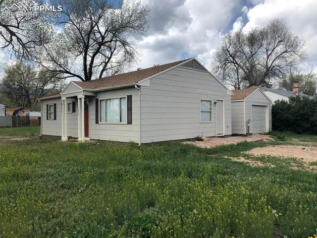 1224 Houston Avenue, Colorado Springs, CO 80905 (#6102958) :: The Kibler Group