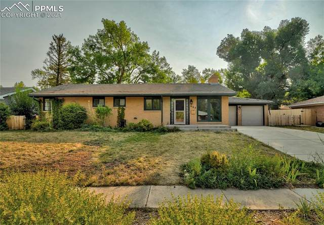 663 Glen Eyrie Circle, Colorado Springs, CO 80904 (#6105766) :: Tommy Daly Home Team