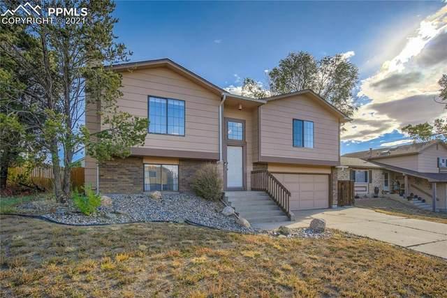 7165 Goldfield Drive, Colorado Springs, CO 80911 (#6106973) :: Venterra Real Estate LLC