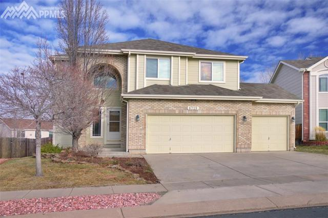 6719 Cabin Creek Drive, Colorado Springs, CO 80923 (#6110320) :: The Peak Properties Group