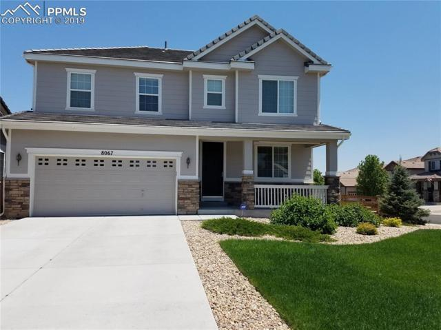 8067 Grady Circle, Castle Rock, CO 80108 (#6112582) :: Compass Colorado Realty