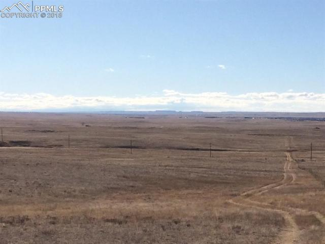 00000 County 169 Road, Matheson, CO 80830 (#6114450) :: The Daniels Team