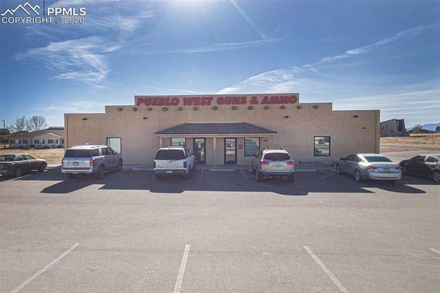 140 E Spaulding Avenue, Pueblo West, CO 81007 (#6115092) :: Colorado Home Finder Realty
