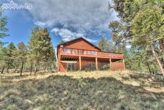 70 Comanche Creek Circle, Lake George, CO 80827 (#6116474) :: The Treasure Davis Team